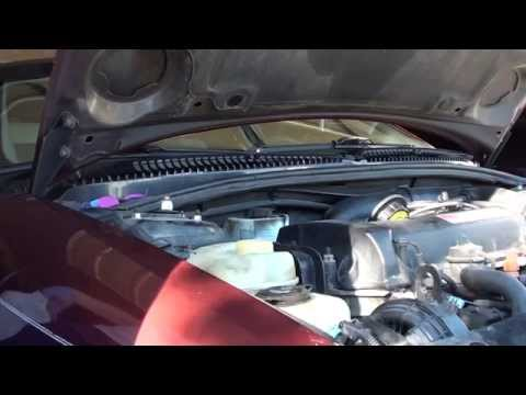 Saturn S-Series Coolant Change