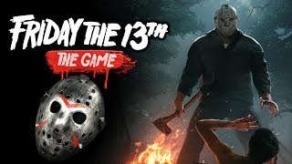 🔪 Friday the 13th mit Honigmotte unlösbare Probleme 🔪 Multiplayer 😭