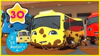 Carwash Song NEW! | Little Baby Bus | Nu...