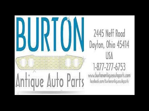 Burton's Antique Auto Parts E-Rider Commercial