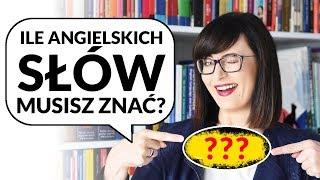 Ile angielskich słów musisz znać? | Po Cudzemu #190