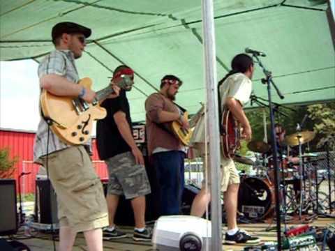 Brainchild: Graham Jam 05/23/09 - Summer Camp Music Festival