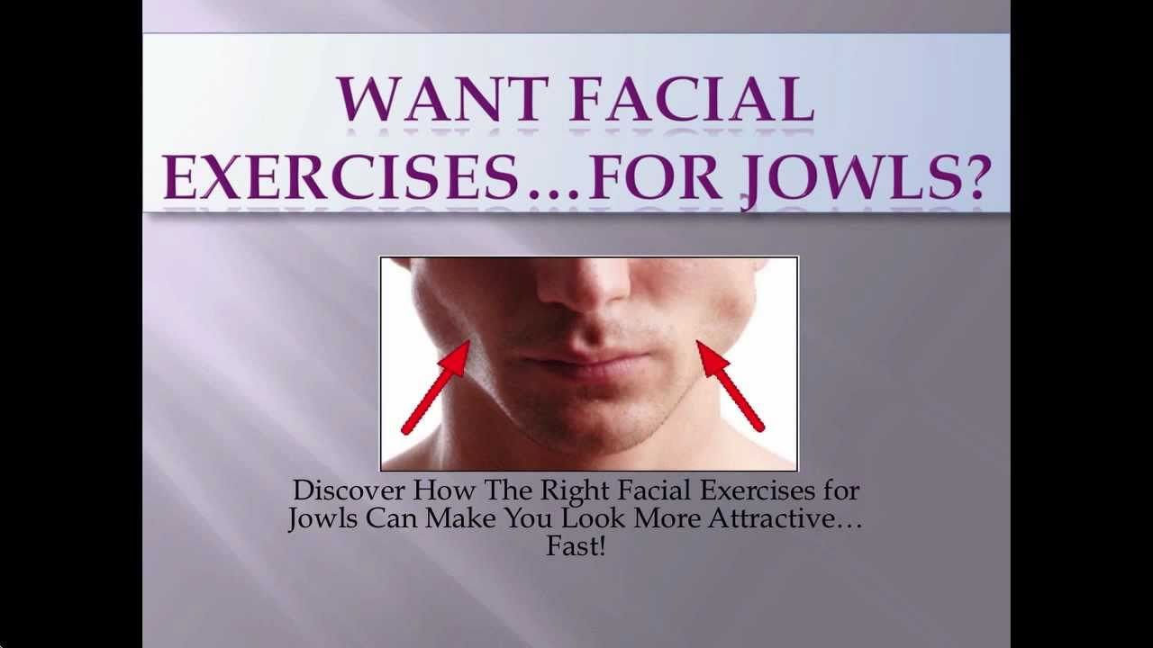 how to get rid of jowls with cream