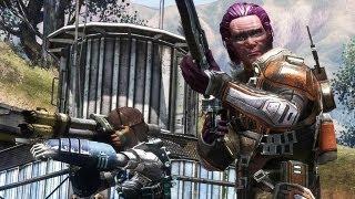 Defiance - Vorschau / Preview zum TV-Serien-MMO (Gameplay)