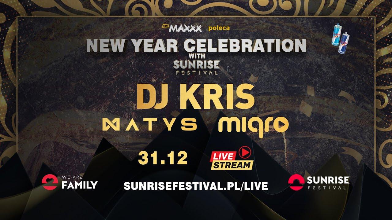 New Year Celebration with Sunrise Festival 31.12.2020 Part 2