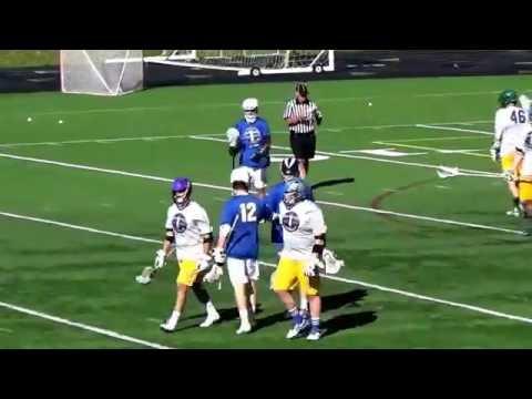 Maine High School Lacrosse Senior All Star Game Part 1