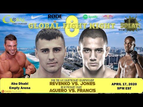 GFN 8: Revenko vs. Jones