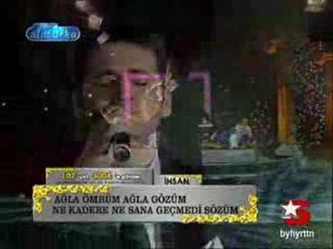 Popstar Alaturka İhsan - Çilekeş ( 20.04.2008 )