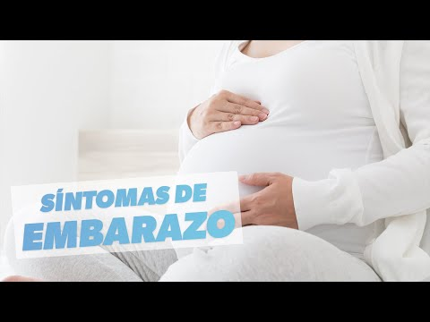 en que momento empiezan los sintomas de embarazo