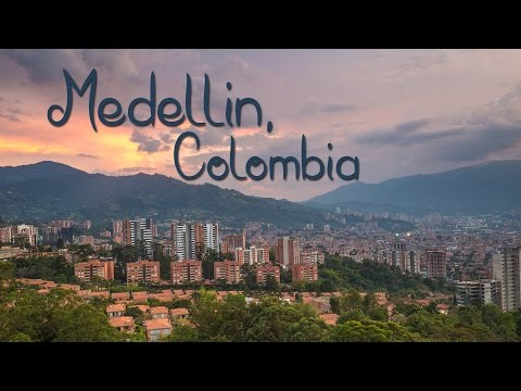 On the Road Again: Medellin, Colombia