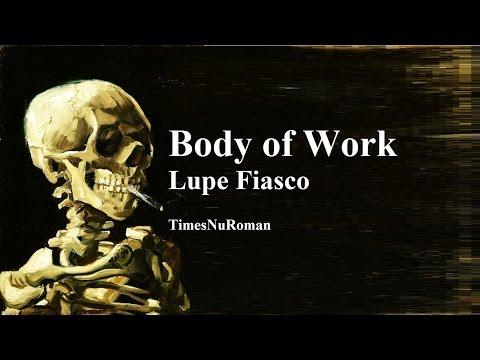 Lupe Fiasco - Body of Work (Lyrics Breakdown)