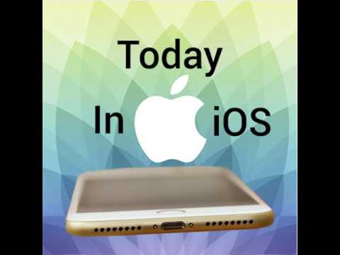 Tii - iTem 0406 - iOS 10.0.1 and another brick in the wall
