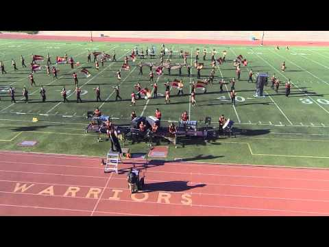 South Bay Invitational Field Show 09-26-15 - West Covina High School