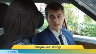 Считаем нарушения ПДД на дорогах Калининграда