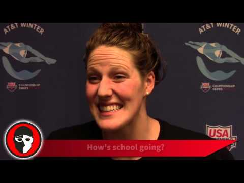 Missy Franklin: Life as a Pro