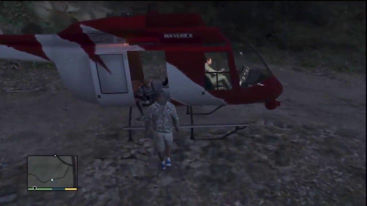GTA 5 / GTA V - Male naked - YouTube