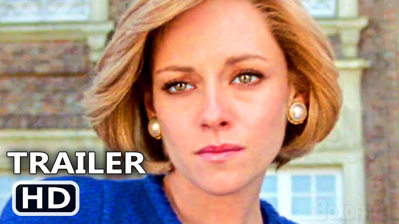 Download SPENCER Trailer 2 (2021) Kristen Stewart, Lady Diana Movie