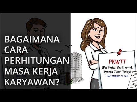 Cara Menghitung Masa Kerja Karyawan Mp3