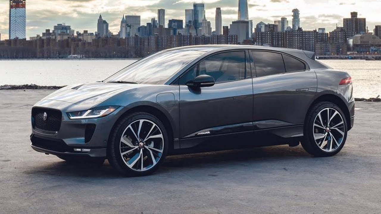 2019 jaguar i pace first edition