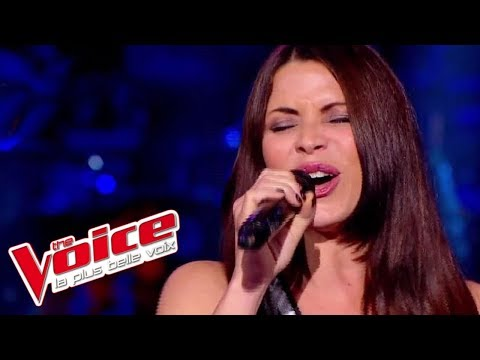 Zazie – Rue de la paix | Ginie Line | The Voice France 2014 | Épreuve Ultime