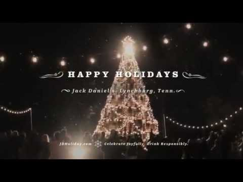 Jack Daniels Christmas Commercial