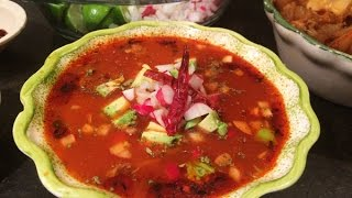 Mexican Menudo Recipe, Beef Tripe Soup, Mexican food,