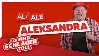 Markus Becker - Ale Ale Aleksandra (Lyric Video)
