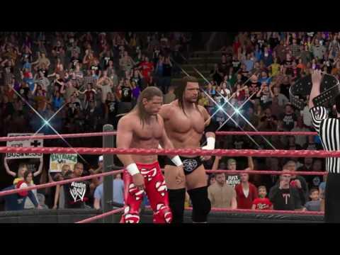 Rated R-KO vs. D-Generation X (WWE World Tag Team Championship)