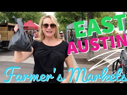 East Austin Farmer's Market | Austin, Texas
