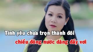 [HD-KARAOKE] Mưa Chiều Miền Trung - Dương Hồng Loan