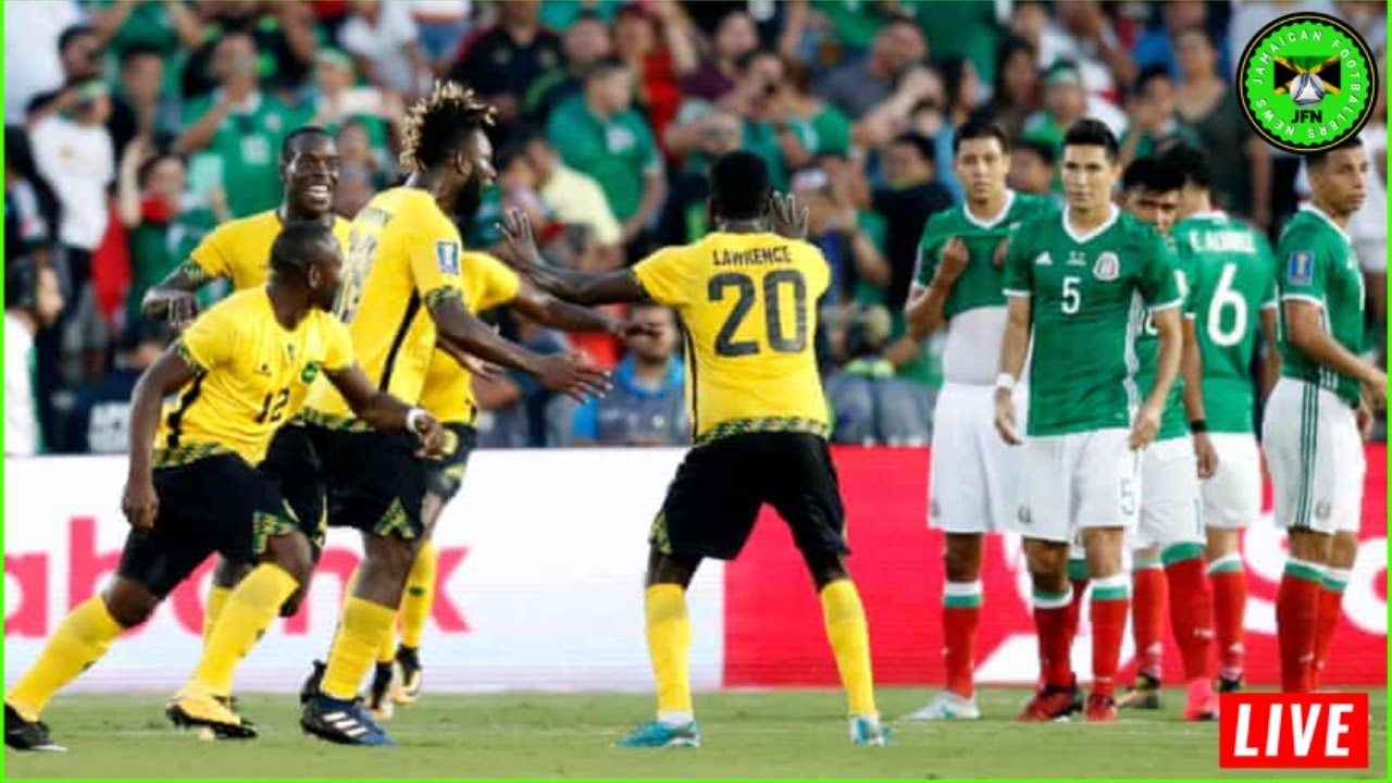 Mexico vs. Jamaica: Live stream, start time, TV, how to watch World ...