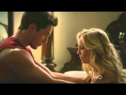 Tyler & caroline 3x4 - Vampire diaries Season 3 episode 4