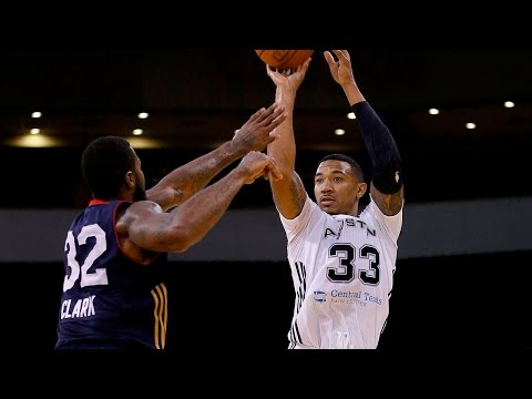 Orlando Johnson NBA D-League Season Highlights w/ Austin Spurs