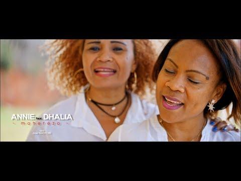 ANNIE de MADAGASCAR feat DHALIA - Maheraza -