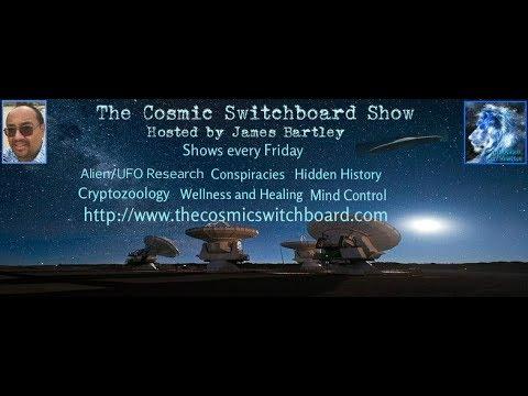 James Bartley & Patricia Farrington. Alien Interference Episode 1 5/11/2017