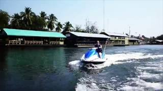 Thailand - Jet-Ski River Kwai - Morning Exploration Trip - 55kms