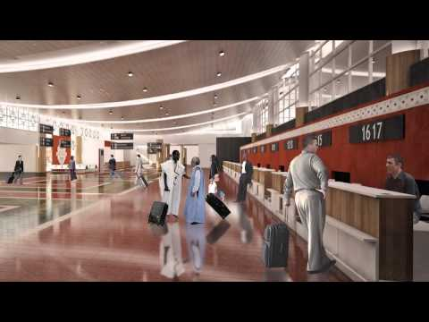 Nouvel Aéroport International de Nouakchott   NAIN