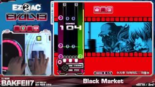 [EZ2AC : EV] 5K - (10) Black Market [SHD] (ver 1.2)