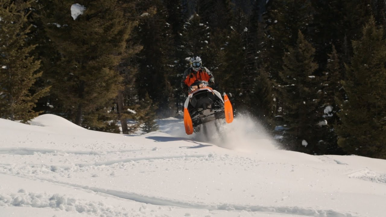 PDU snowmobile: review, specifications and reviews 48