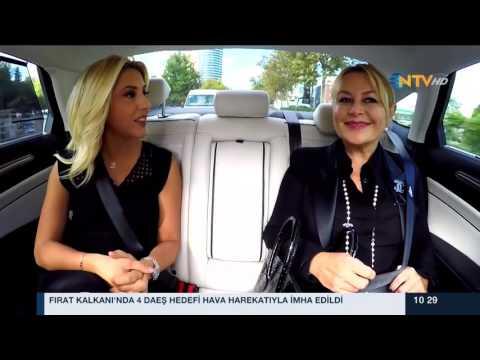 Arka Koltuk - Demet Sabancı Çetindoğan 27 Kasım 2016
