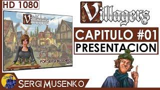 Villagers Gameplay Español SandBox STEAM Presentacion