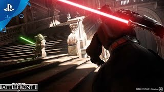 Star Wars Battlefront 2 Roundtable