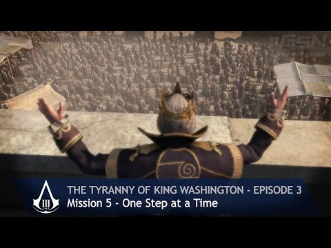 Creed dlc washington tyranny the betrayal assassins of king the download iii