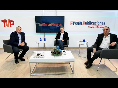 Entrevista a Lorenzo Rodríguez, vicepresidente diputación de Burgos  (Parte 2)