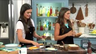 Danica Patrick's Grilled Cheese Sandwich