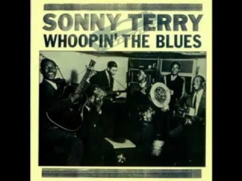 Terry, Sonny  Crucial Harmonica Blues  Sonnys Whoopin The Doop