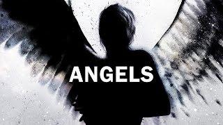 """ANGELS"" Hard Rap Trap Beat Freestyle Hip Hop Instrumental | Silver Krueger"