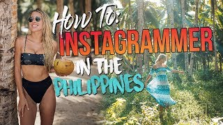 HOW TO BE AN INSTAGRAMMER IN THE PHILIPPINES (FAIL)
