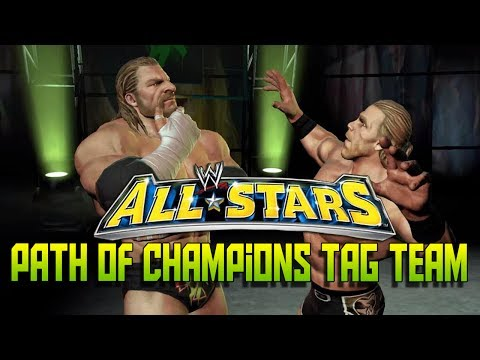 WWE All Stars | Path of Champions CUSTOM Tag Team DX | Do It Yourself