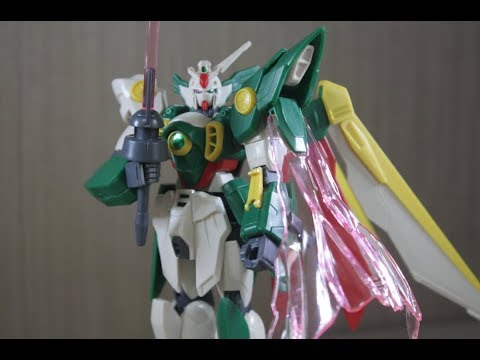 HG Wing Gundam Fenice Review